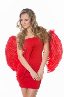 Ангел красный