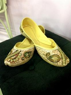 Индийские туфли