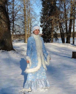 Снегурочка 003